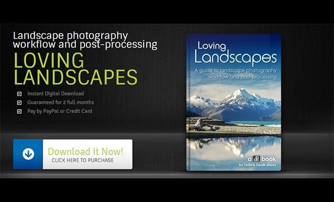 Landscape Photography Books and E-Books