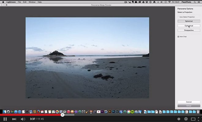 New Features in Lightroom 6: HDR Merge and Panorama Merge