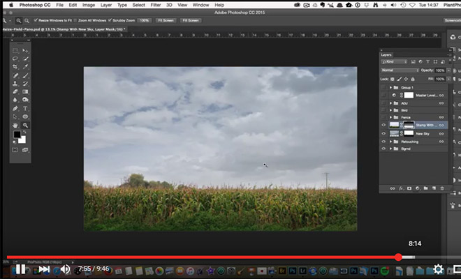 How to Replace a Sky in Photoshop