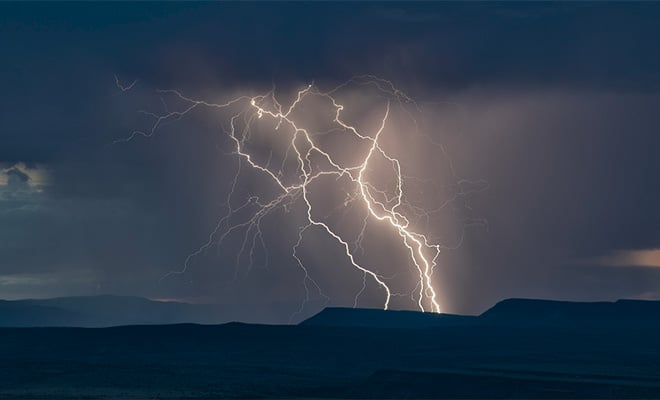 Tips for Photographing Storms