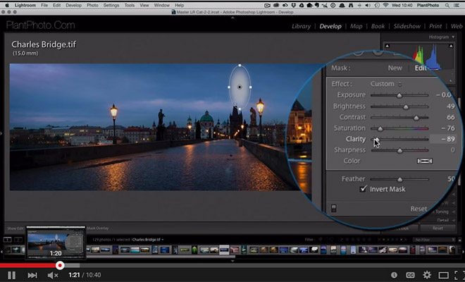 How to Use Lightroom's Radial Filter to Enhance Your Photos