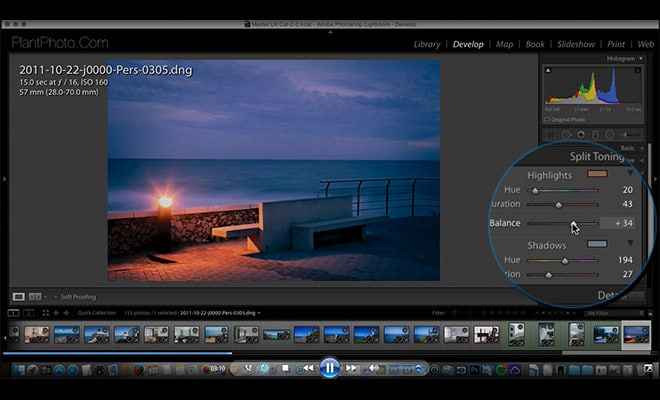 How to Color Grade Landscape Photos in Lightroom