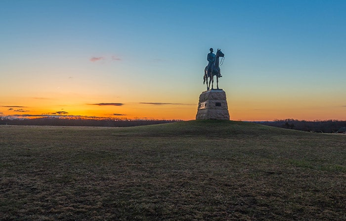 Photography Guide to Gettysburg, PA