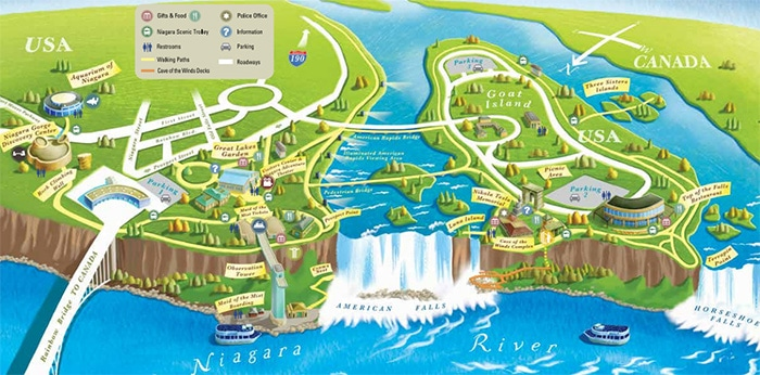 Guide To Photographing Niagara Falls Loaded Landscapes