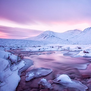Winter Landscape Photography Tips
