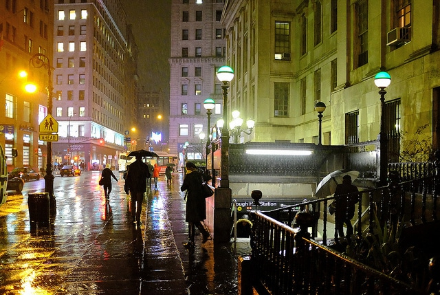 8 Things to Photograph on Rainy Days