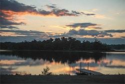 Lake Metigoshe State Park