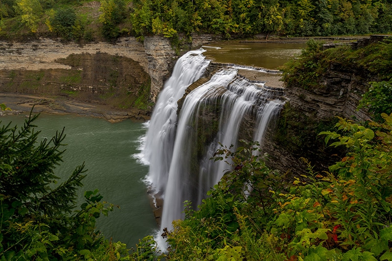 Photographer's Guide to Letchworth State Park (New York)