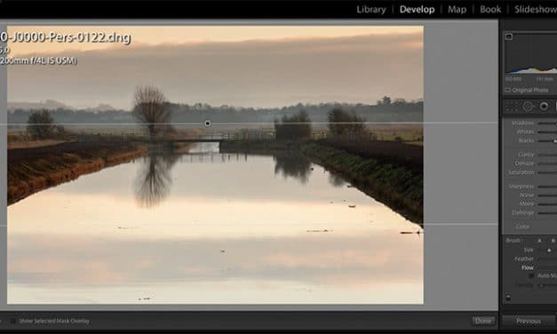 How to Customize the Effects of Lightroom's Graduated Filter