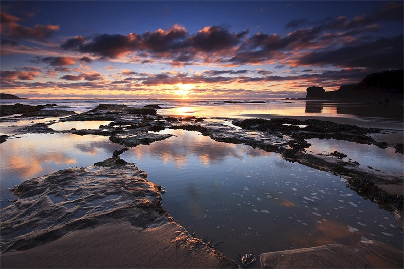 Beautiful Seascape Photography by Chris Gin