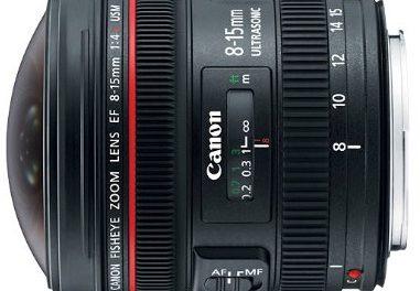 Reviews of the Best Fisheye Lenses for Canon DSLRs