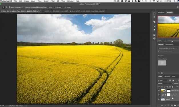 How to Quickly Fix a Bland Sky in Photoshop