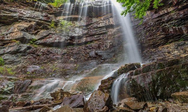 Photographer's Guide to the Glen Onoko Falls Trail (Pennsylvania)