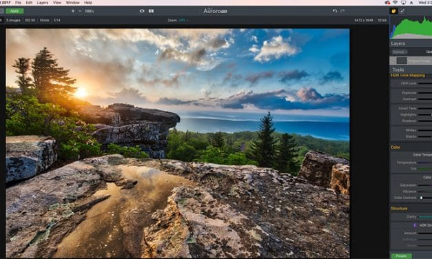 Review of Aurora HDR 2017