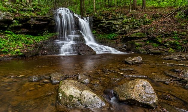 Photography Guide to Dry Run Falls (Pennsylvania)
