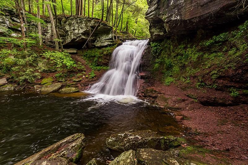 Photography Guide to Sullivan Falls and Big Run Falls (Pennsylvania)