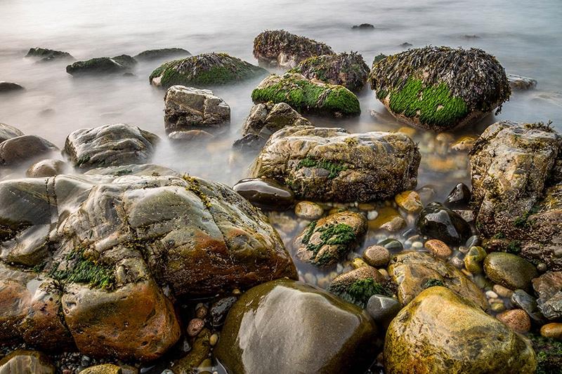 Rocks at Little Hunters Beach