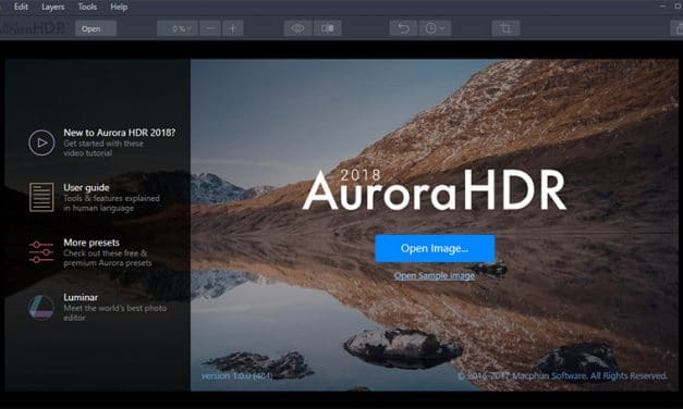 10 Reasons to Love Aurora HDR 2018