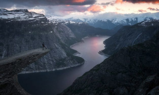 Interview with Landscape Photographer Christian Hoiberg