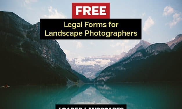 Free Contracts and Legal Forms for Landscape Photographers
