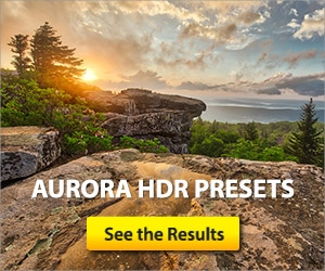 Aurora HDR 2018 Presets